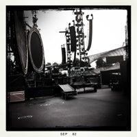 Photo taken at Olympic Stadium by Shane J. on 9/12/2012