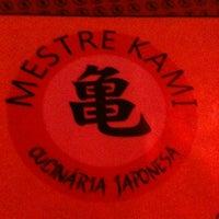 Foto tirada no(a) Mestre Kami por Robson L. em 11/19/2011