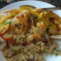 Photo taken at Navin Thai Restaurant by Michelle M. on 3/3/2012