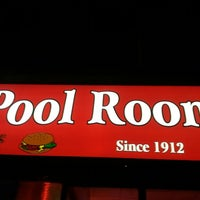 Photo taken at Montreal Pool Room by Wolfgang W. on 7/4/2012