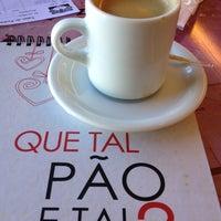 Photo taken at Pão & Tal by Paulinha L. on 7/2/2012