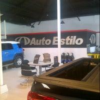 Photo taken at Auto Estilo by Ramon V. on 7/28/2011