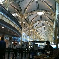 Photo taken at Terminal B by Matt D. on 8/9/2011
