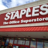 Photo taken at Staples by Darrell N. on 5/9/2012
