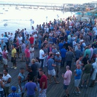 Photo taken at Boat Slip Tea Dance by Adam Bouska on 8/22/2011