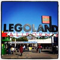 Photo taken at Legoland California by Nicole on 12/31/2011