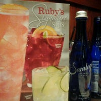 Photo taken at Ruby Tuesday by Amber H. on 1/26/2012