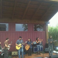 Photo taken at Celadon Outdoor Amphitheater by Jeanette K. on 9/8/2011