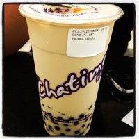 Photo taken at Chatime by Jonathan D. on 9/8/2012