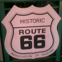 Photo taken at Route 66 Museum by Rob D. on 7/28/2012