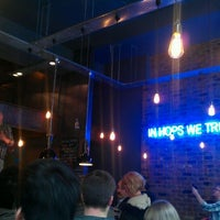 Photo taken at BrewDog Manchester by Tom C. on 5/3/2012