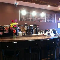 Photo taken at Lulu's Coffee and Bakehouse by Jeff S. on 5/17/2012