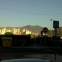 Photo taken at Mercadillo de Huelin by Carlos Ismael S. on 10/29/2011