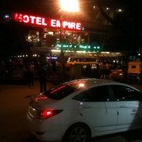 Photo taken at Hotel Empire International by Vishwanath R. on 11/3/2011