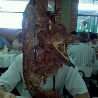 Photo taken at Churrascaria Expedicionario do Cogo by Michel K. on 1/7/2012