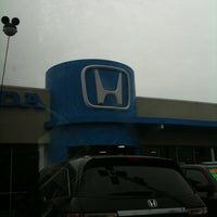 ... Photo Taken At Jerry Damson Honda By Jessica C. On 12/21/2010