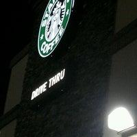 Photo taken at Starbucks by Kittie G. on 11/13/2011