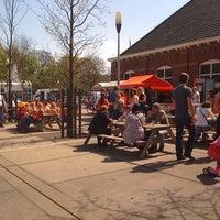 4/30/2012 tarihinde Eriko W.ziyaretçi tarafından Westerpark'de çekilen fotoğraf