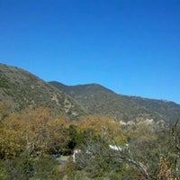 Photo taken at Nicholas Flat Trail, Malibu Canyon by William G. on 12/28/2011