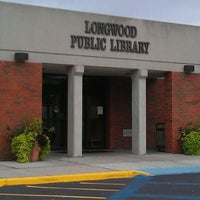 Photo taken at Longwood Public Library by 💯 Jay P ®™ on 9/28/2011