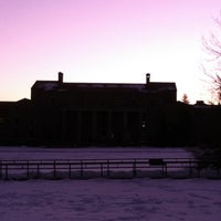 Photo taken at Norlin Library - University of Colorado at Boulder by Erin G. on 2/17/2012