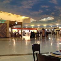 Photo taken at Mall of Dhahran by Mohammed A. on 5/7/2012
