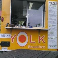 Photo taken at Yolk by Alex K. on 8/9/2012