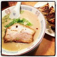 Photo taken at 九州長浜ラーメン 南州屋 by nyanko225 on 3/30/2012