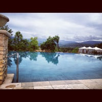 Photo taken at Four Seasons Resort Provence at Terre Blanche by Ольга Б. on 5/1/2012