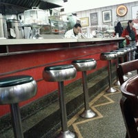 Photo taken at Lexington Candy Shop Luncheonette by Laurent R. on 12/18/2011
