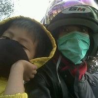 Photo taken at PLTP Kamojang 4 by Dieka Nurfitri A. on 9/7/2011