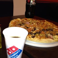Photo taken at Domino's Pizza by Marcelo A. on 7/8/2012