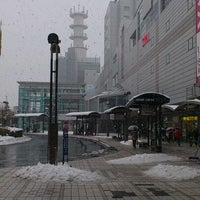 Photo taken at 山形駅バスターミナル by 正浩 田. on 12/29/2011