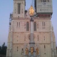 Photo taken at ARCOTEL Allegra Zagreb by Manson L. on 8/19/2012