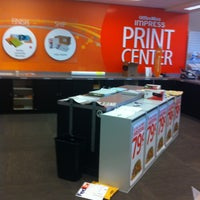 Photo taken at OfficeMax by Ned B. on 4/25/2012