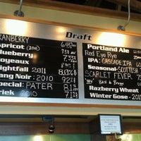 Снимок сделан в Cascade Brewing Barrel House пользователем Eddie C. 3/6/2012