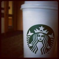 Photo taken at Starbucks by Monika K. on 5/5/2012