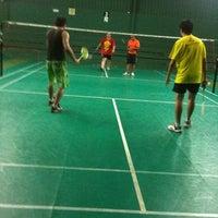 Photo taken at 99 Badminton Court by Buibui B. on 7/16/2012