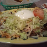 Photo taken at El Torero Mexicano by Miss M. on 11/16/2011