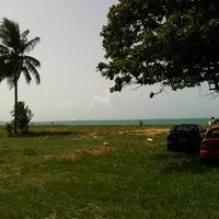 Photo taken at Playa Fortuna by Edgardo F. on 7/22/2012
