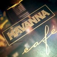 Photo taken at Havanna Café by Pablo G. on 6/5/2012