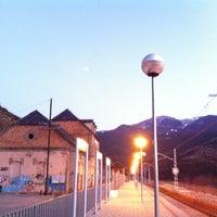 Photo taken at Estació Urtx-Alp by tskno on 3/9/2012