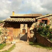 Photo taken at Masia la Morera by Elena E. on 6/5/2012