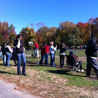 Photo taken at Severn-Danza Park by Hillary P. on 11/5/2011