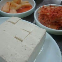 Photo taken at 삼형제두루치기 by meiai H. on 4/26/2012