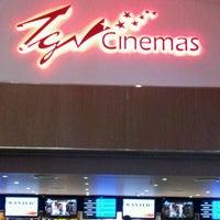 Photo taken at TGV Cinemas by Winnie W. on 9/24/2011