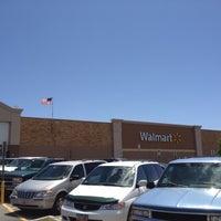 Photo taken at Walmart Supercenter by Chelsi D. on 6/9/2012