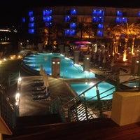 Photo taken at Club Hotel Casino Loutraki by Efi P. on 9/5/2012