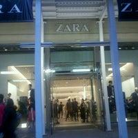 Photo taken at Zara by Pookie P. on 9/9/2011