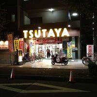 Photo taken at TSUTAYA 南茨木店 by 190 on 11/9/2011
